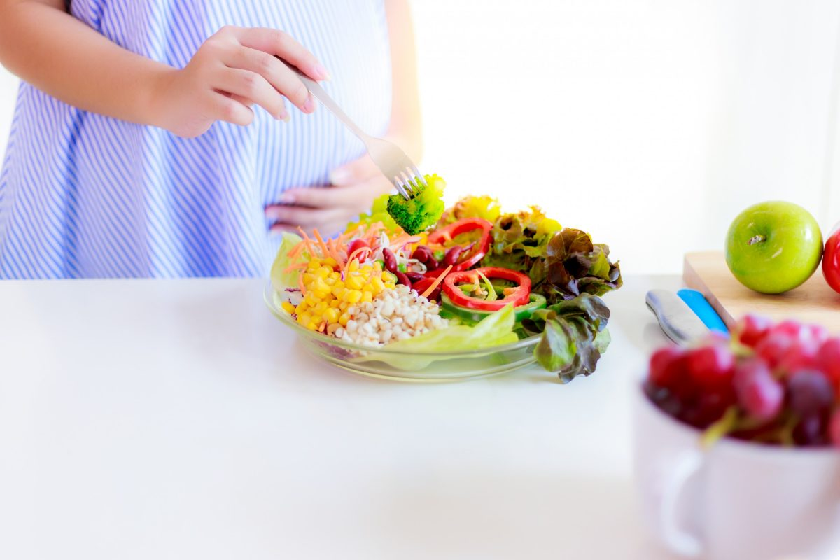 Regimen In Pregnancy diet