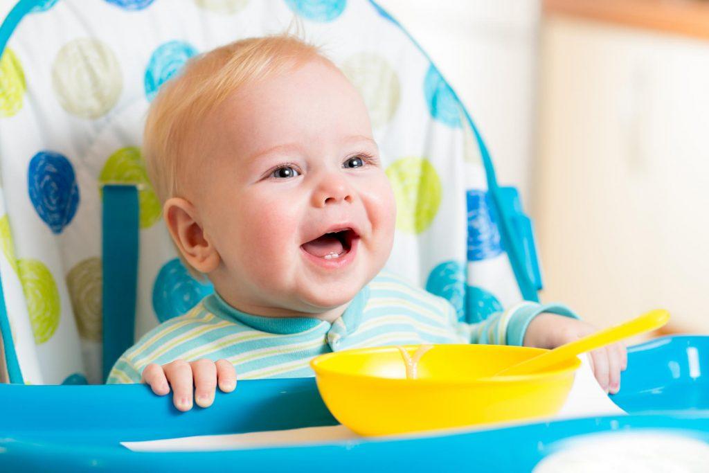 At What Age Can Babies Eat Yogurt?