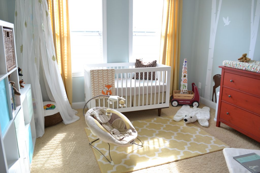 4 Strategies To Produce a Budget-Friendly Baby Nursery