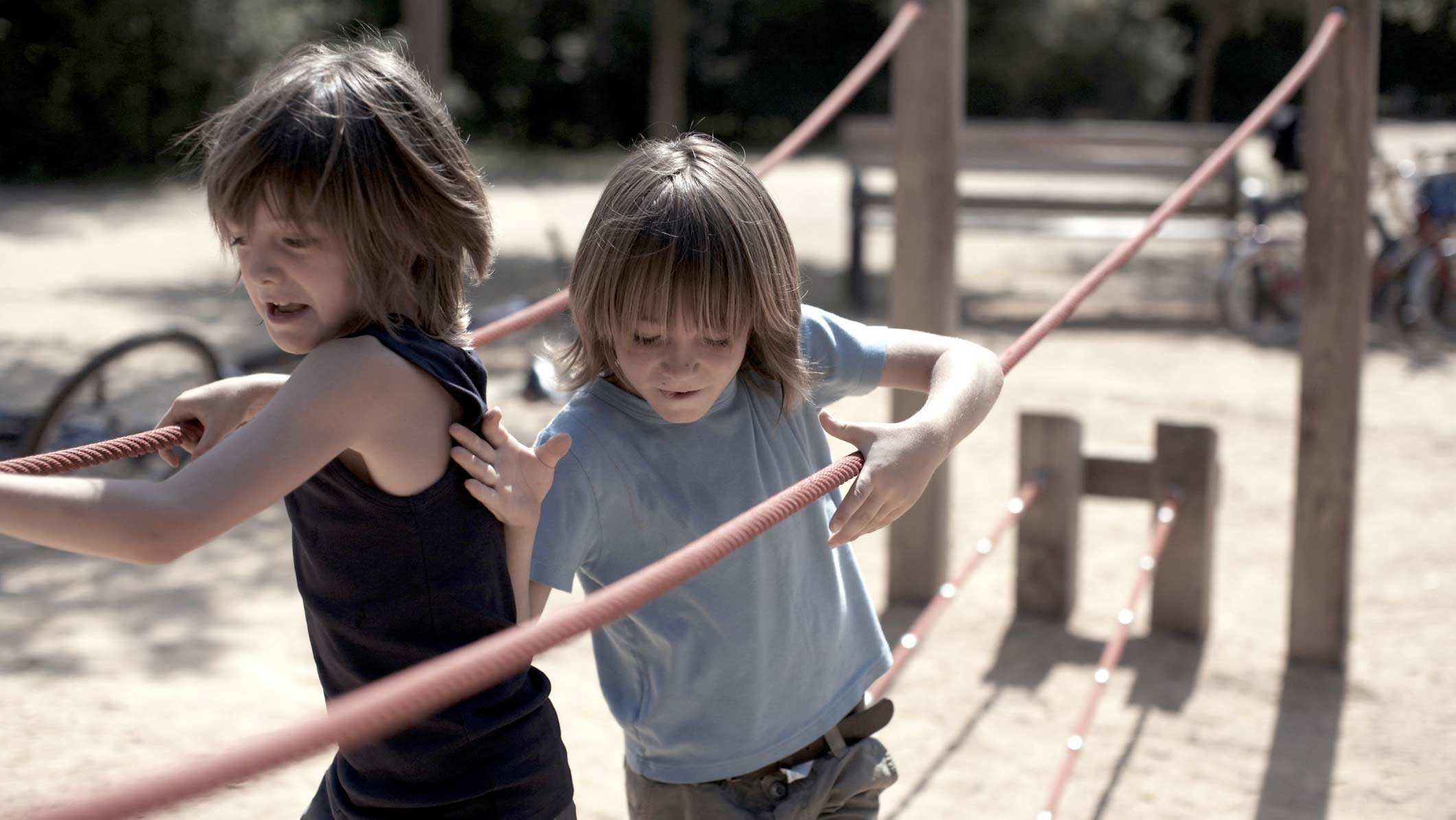 Children Socialize