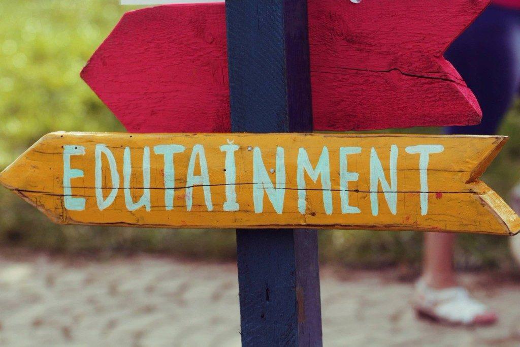 Edutainment for Kids: How to Amalgamate Entertainment and Education?