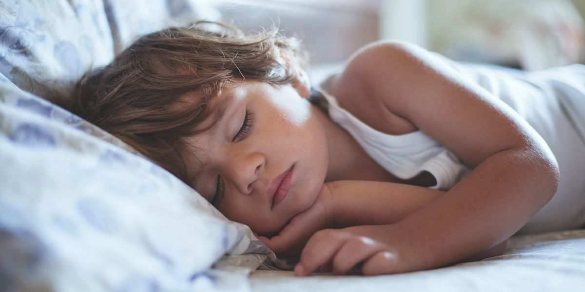Night's Sleep Help Your Kid