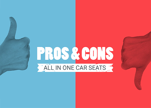 Pros and cons of all-in-one car seats