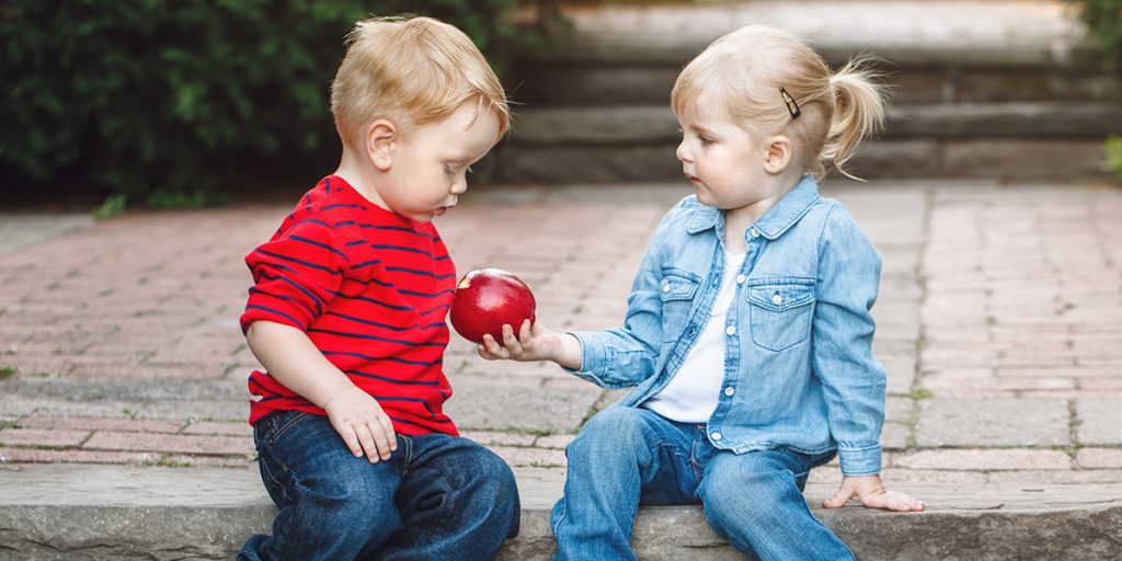 Should We Urge Youngsters to Share? Five Tips for Facilitating Sharing Behavior