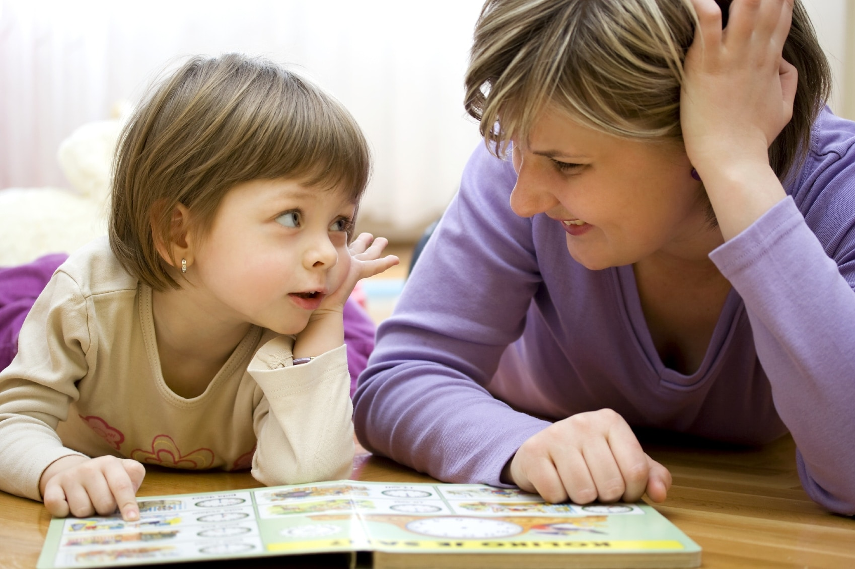 A Great Connection of Parents to Kid's Education