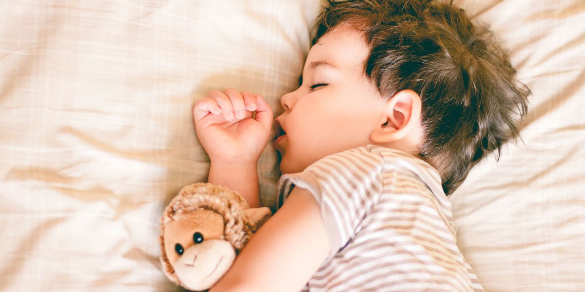 Assisting your child sleep
