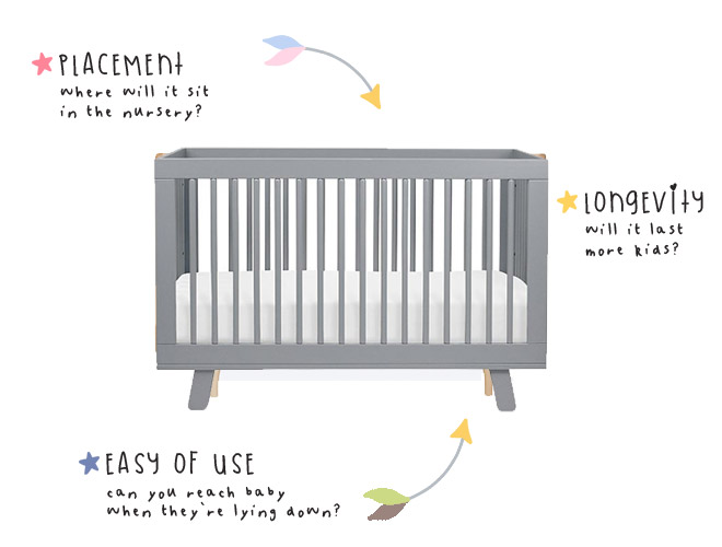 Things to Consider While Buying a Baby Cot
