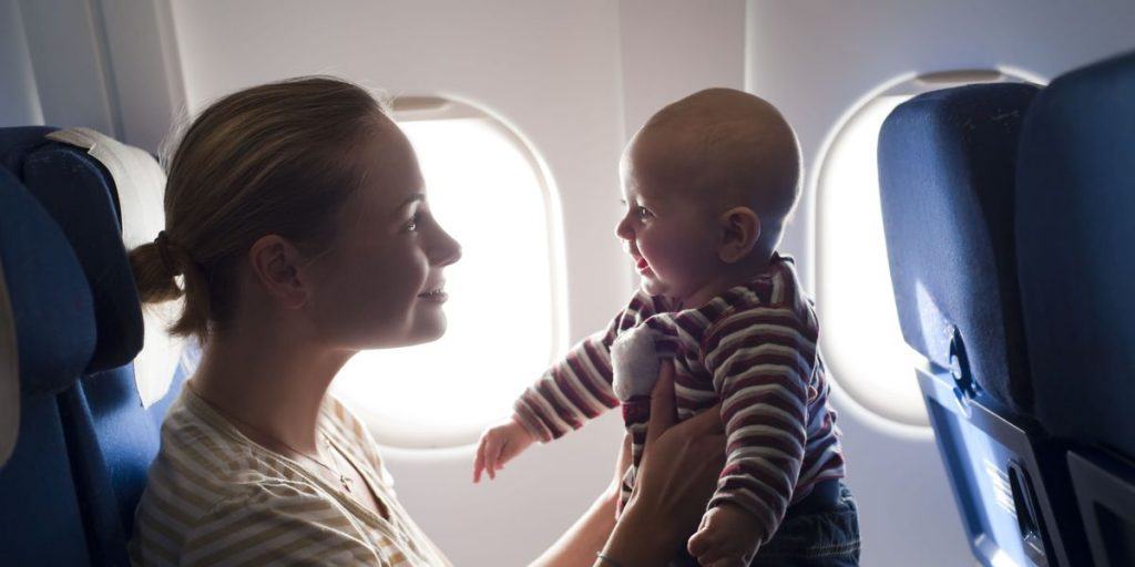 Traveling With a Baby? Things You Must Know Before You Go By Air
