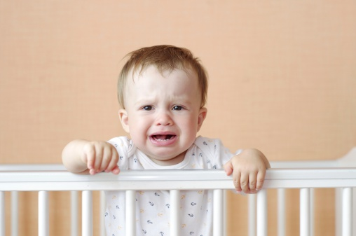safety measures to take while using a baby cot