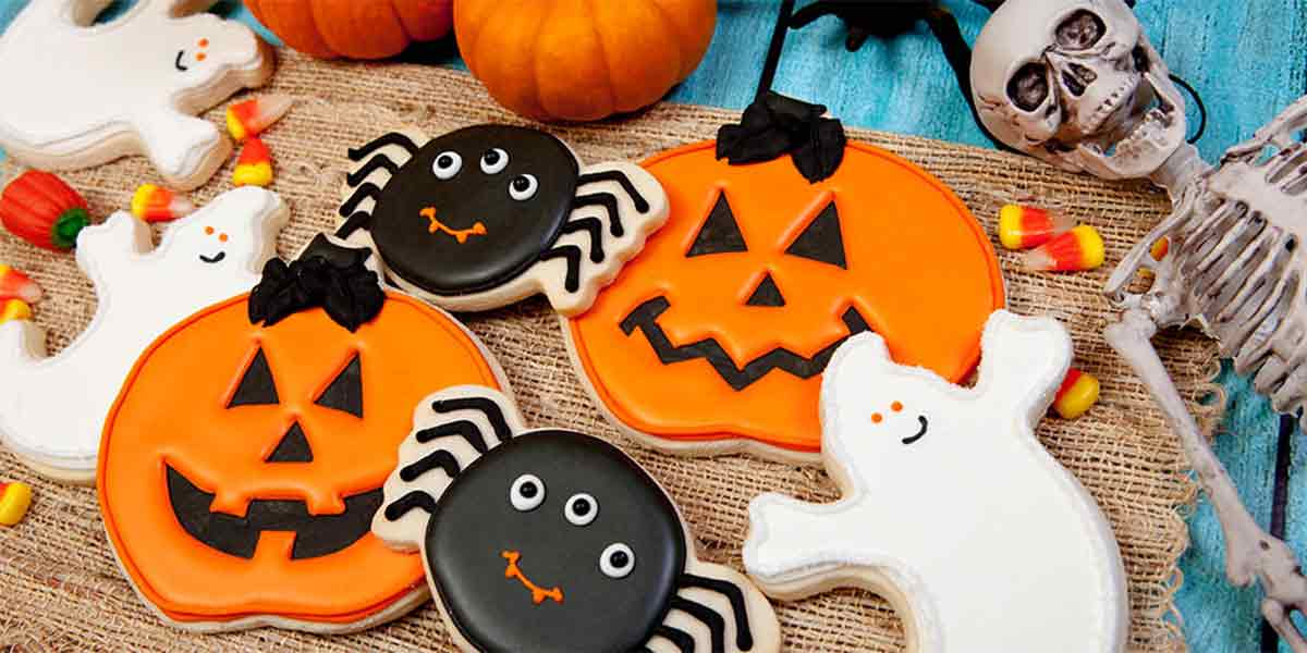 10 Halloween Food Ideas For Your Kids