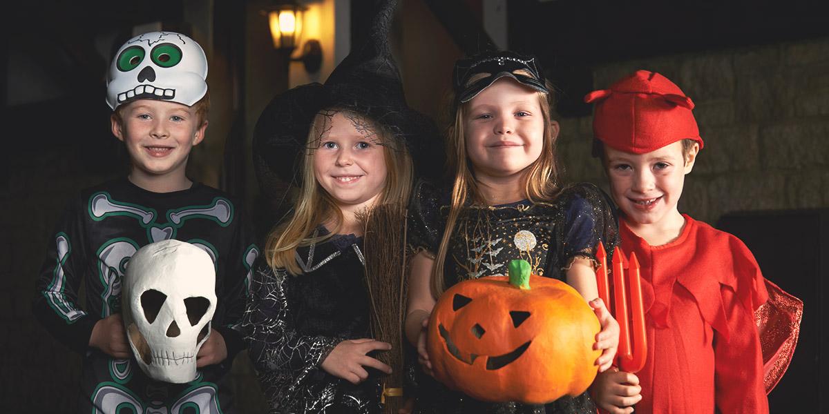 Choosing Halloween Costumes for Kids