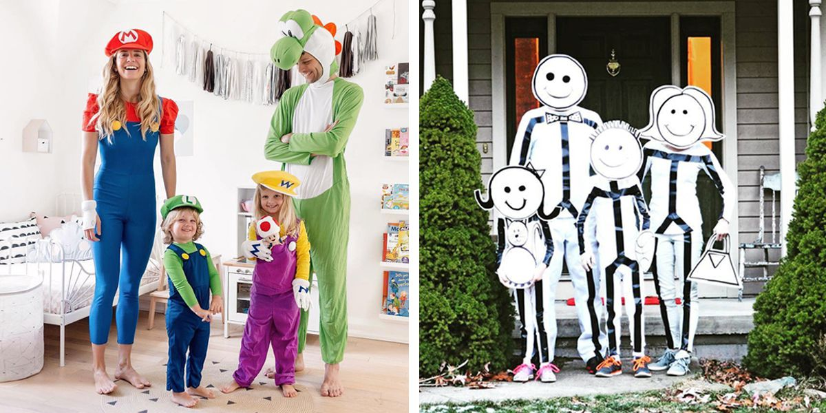 Family Halloween Outfit