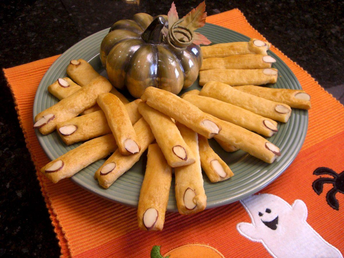 Finger Rolls