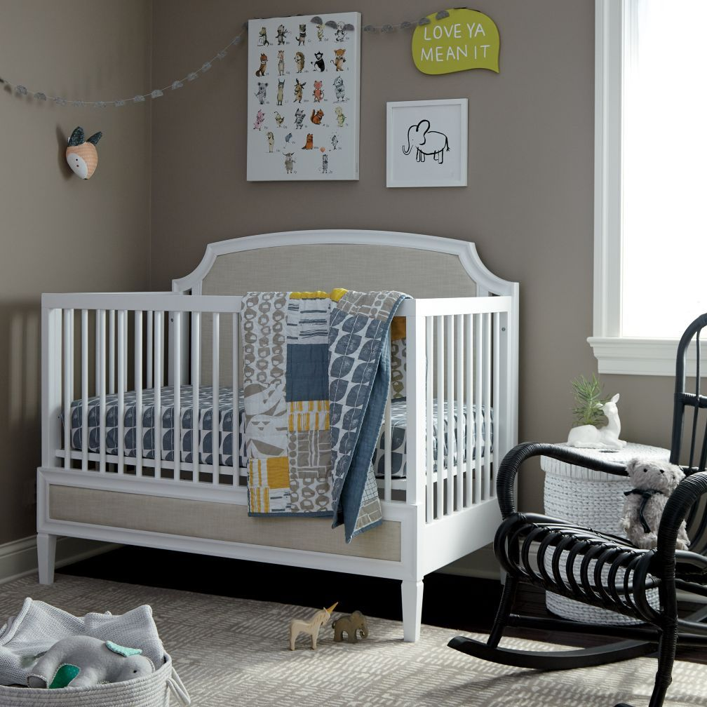 Land of Nod Harmony 3-in-1 baby Crib