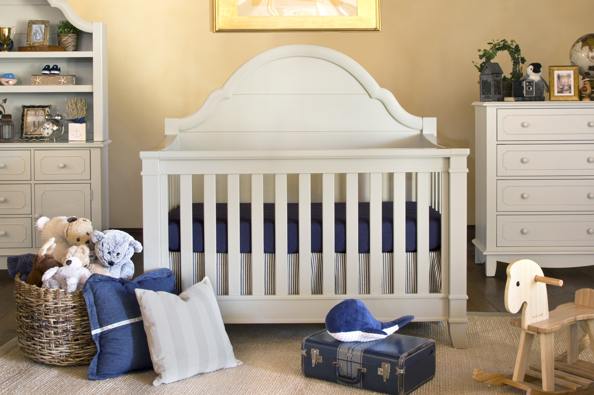 Million Dollar Baby Classic Sullivan 4-in-1 Convertible Crib