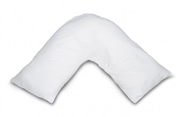 Slumberdown V-Shape Pillow