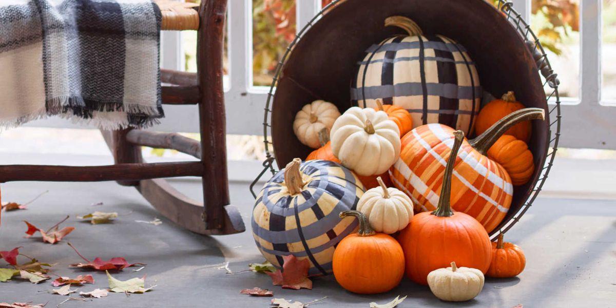 Top 11 Pumpkin Decorating Ideas For Halloween