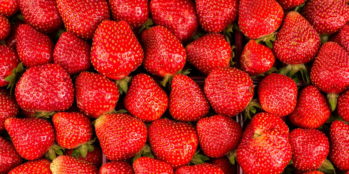 Allergy from strawberries