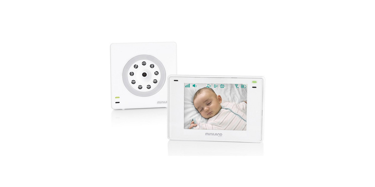 Angelcare AC420 Child Audio Monitor