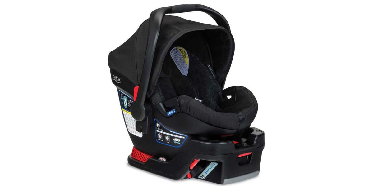 Britax B-Safe 35 Elite Infant Child Seat