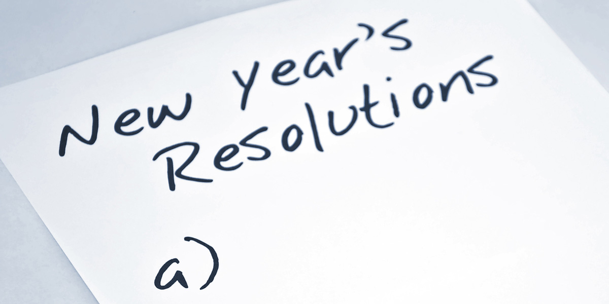 NEW YEAR'S RESOLUTIONS FOR PARENTS & FAMILIES