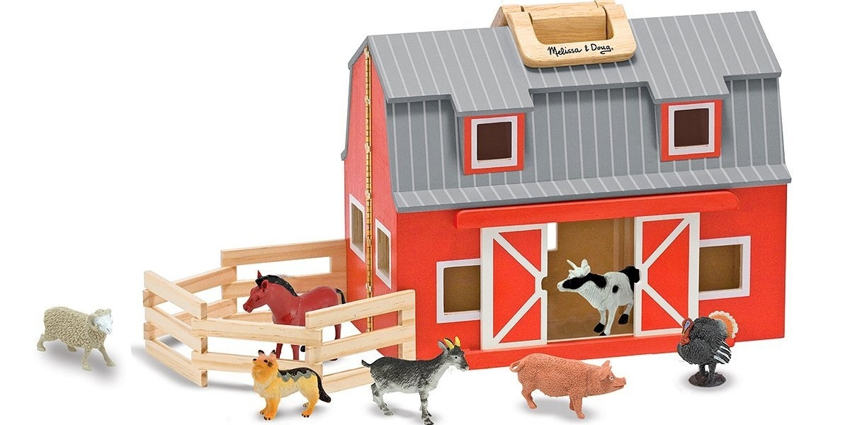 Melissa & Doug Let's Play Home