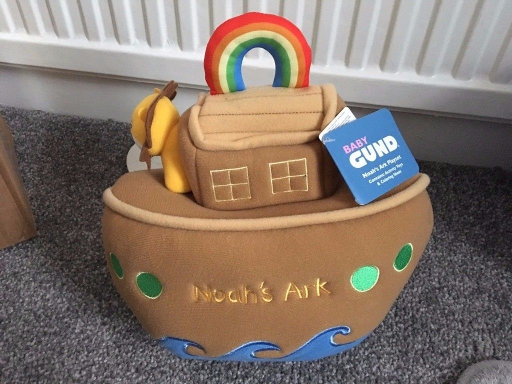 Noah's Ark Play Collection, GUND