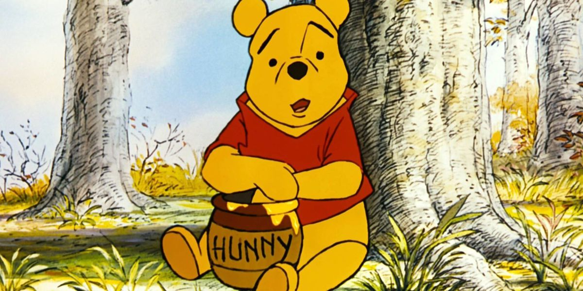 The Total Tales of Winnie the Pooh
