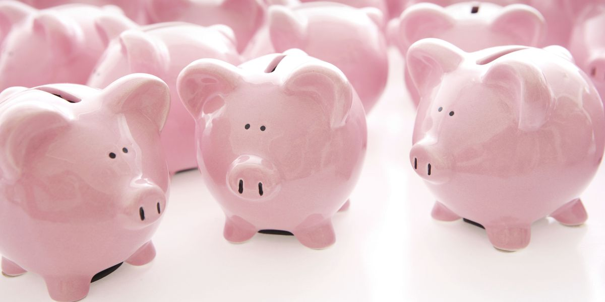 Use the 3 Piggy Financial Institution Method