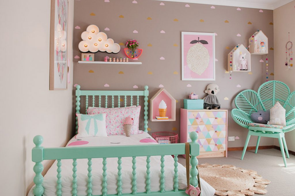2019: Beautiful Ideas To Decorate Kids Room This Year