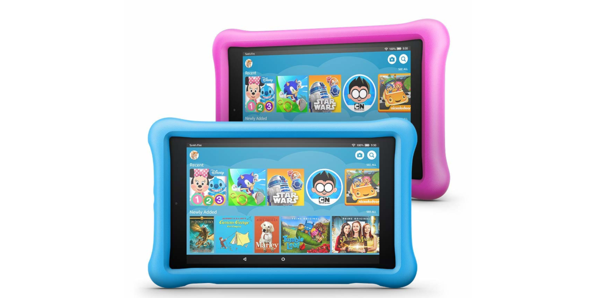 Amazon.com Fire HD 8 Kids Edition