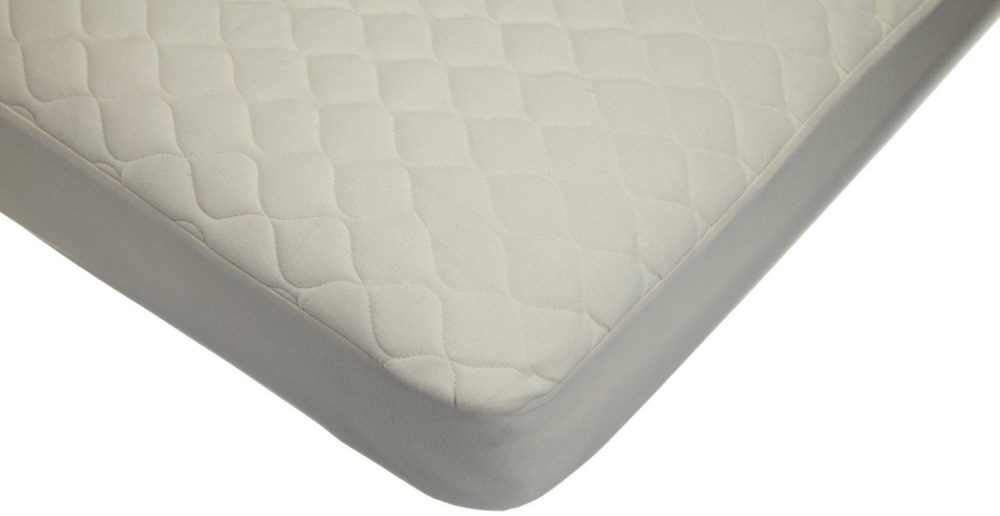 American Baby Firm Waterproof Baby Crib Bed Mattress Cover