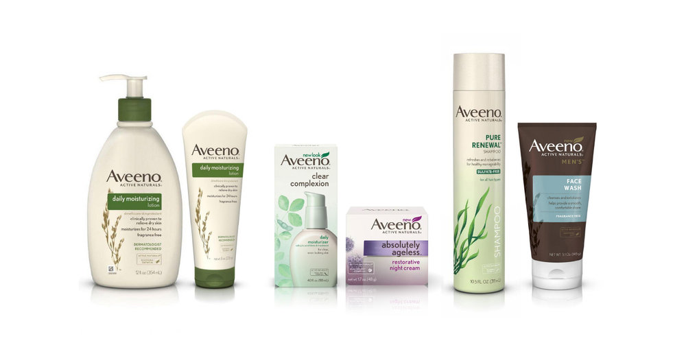 Aveeno Child Daily Bathtime Solutions