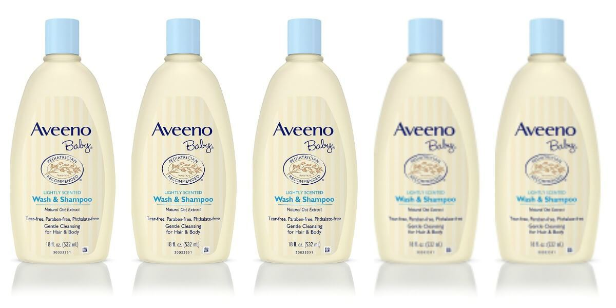 Aveeno Child Fragrance-Free Cream