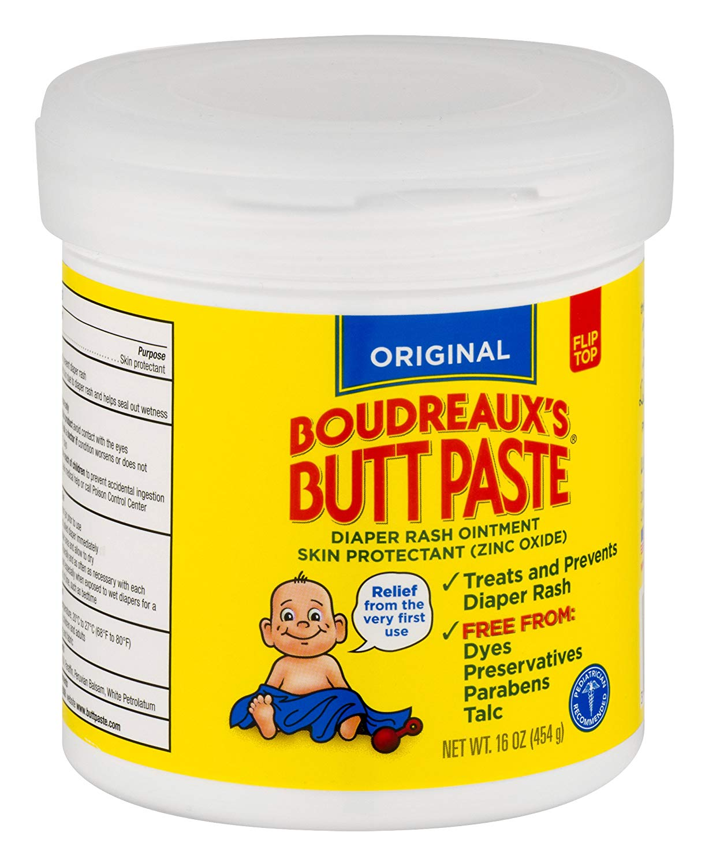 Boudreaux's Butt Paste Diaper Breakout Lotion