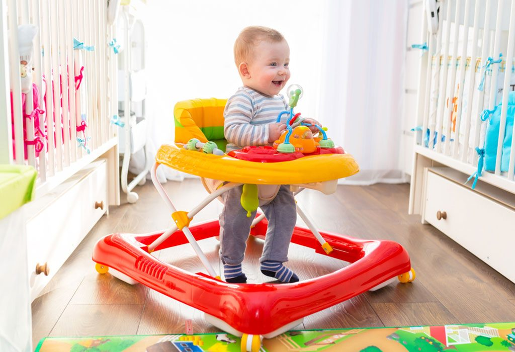 2019: Buy Best And Safest Baby Walker For Your Infant