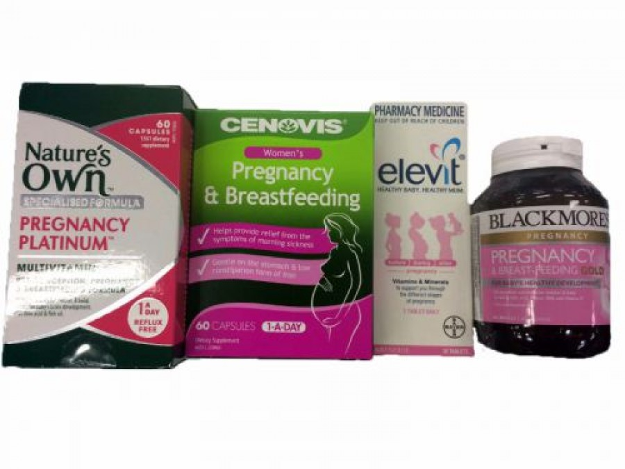 Buy The 10 Best Prenatal Vitamins For Healthy Life