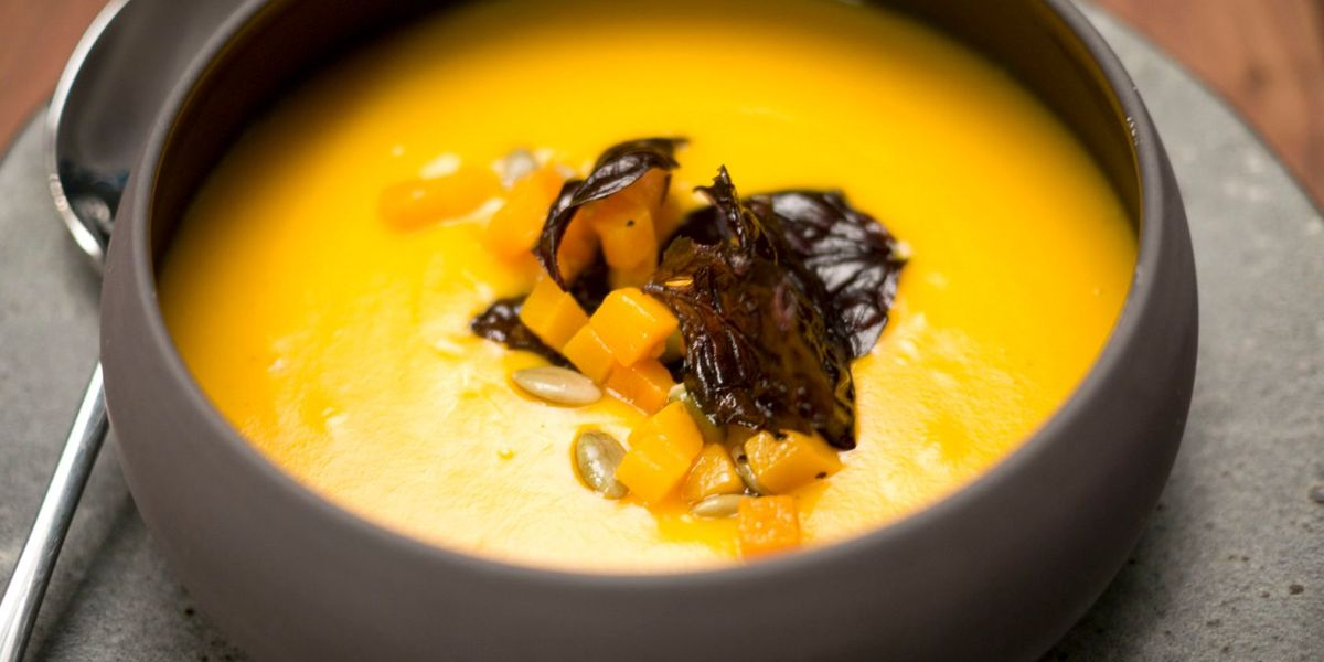 Carrot & Butternut Squash
