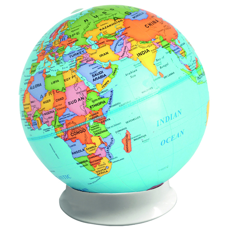 Check Out Globe Cultures