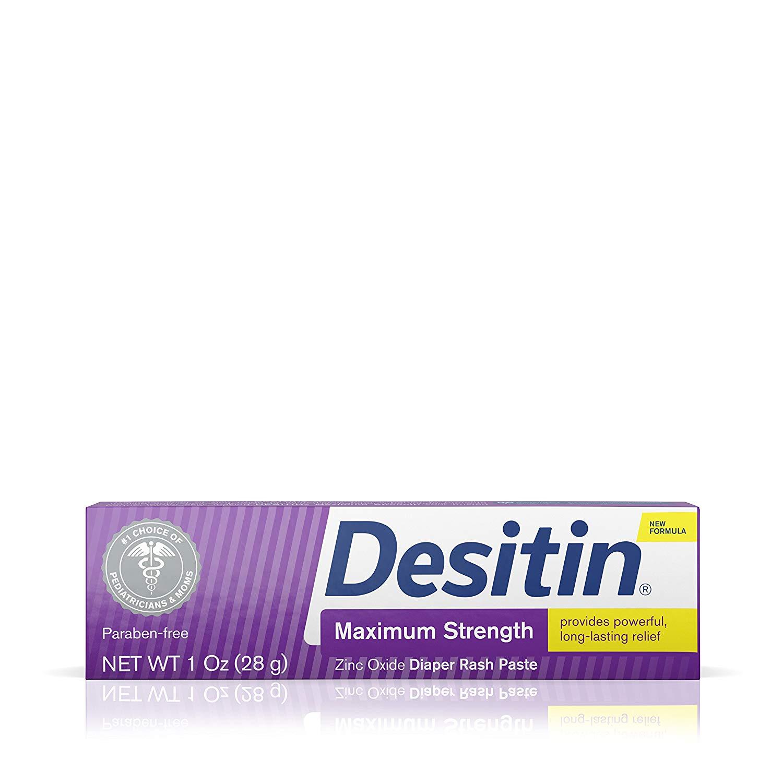 Desitin Infant Diaper Rash Optimum Strength Original Paste
