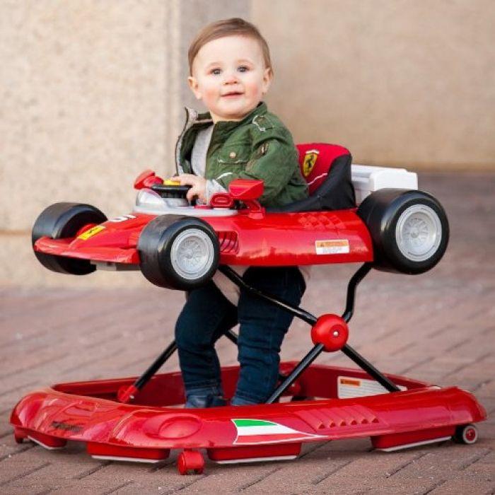 Ferrari F1 Baby Pedestrian