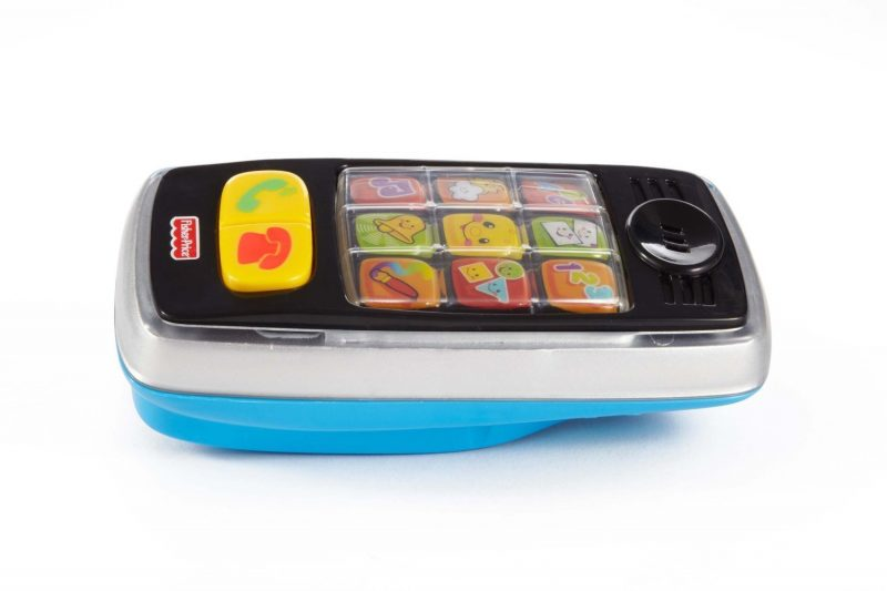 Fisher-Price Laugh & Learn Smilin' Cellular Phone