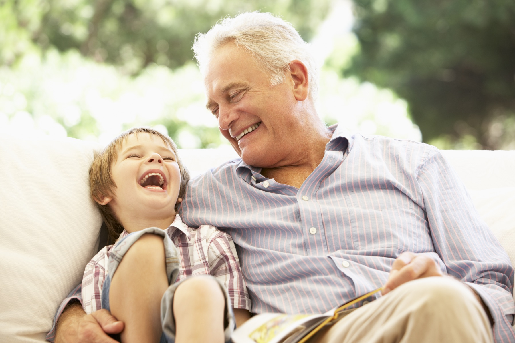 Grandparents Educate Kids