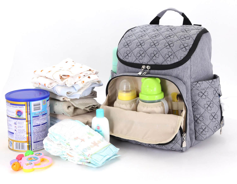 Hyblom Baby Diaper Bag Backpack