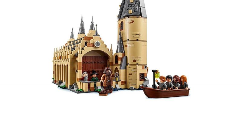 LEGO 75954 Harry Potter Hogwarts Great Hall Building Set
