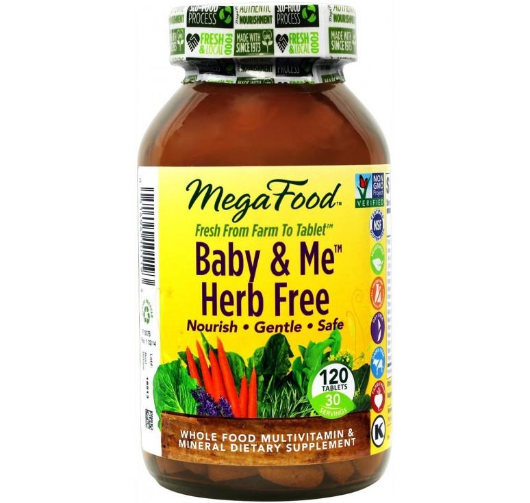 Megafood Infant & Me