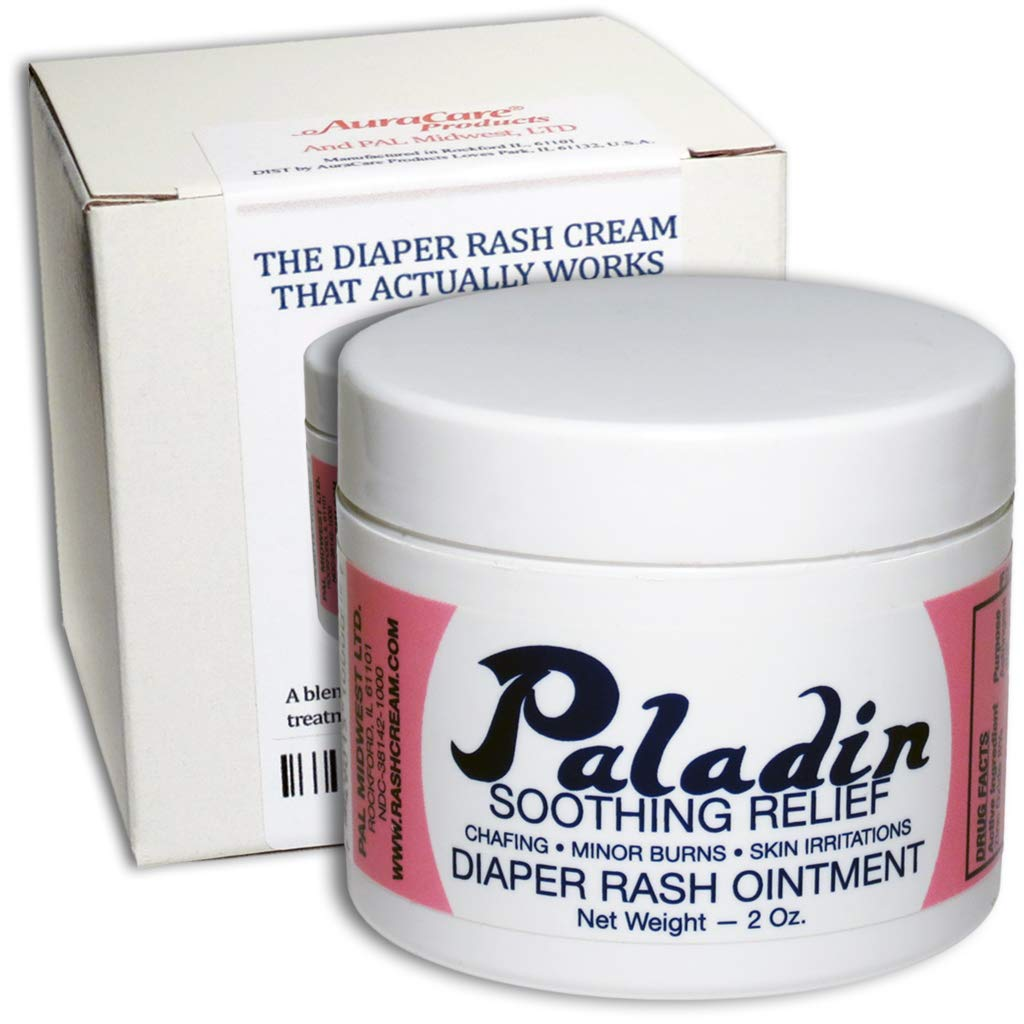 Paladin Diaper Breakout Ointment Medicine