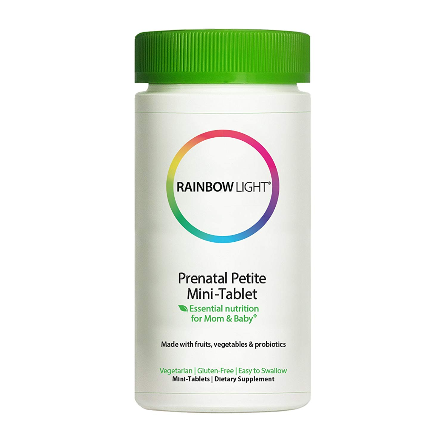 Rainbow Light Prenatal Petite Mini-Tab Multivitamin