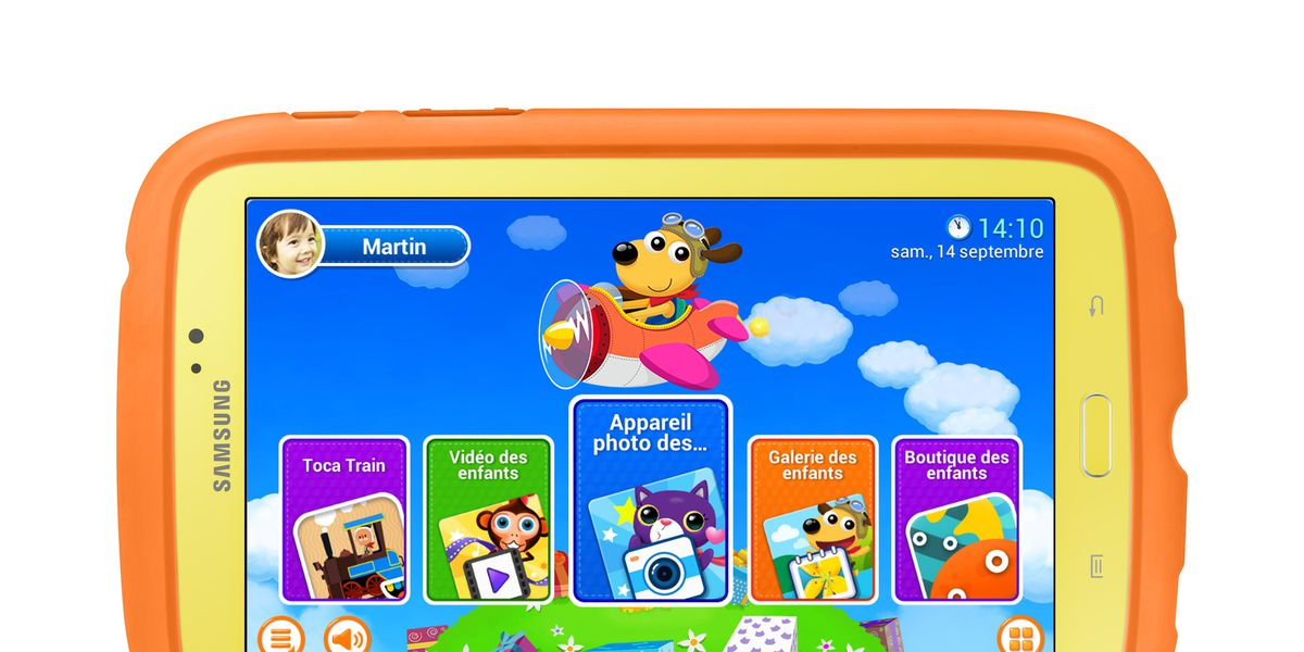 Samsung Kids Galaxy Tab ELite