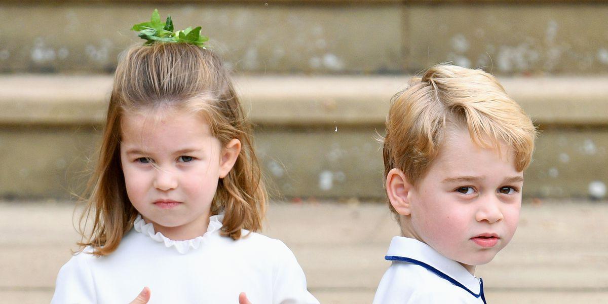 The Prince-Princess Moms And Dad